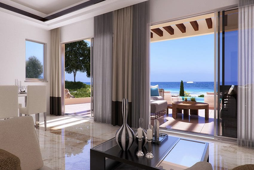Luxury beach villas for sale in Cyprus 05
