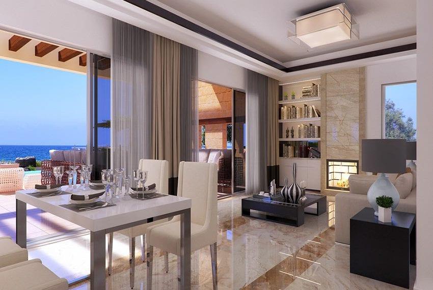 Luxury beach villas for sale in Cyprus 06