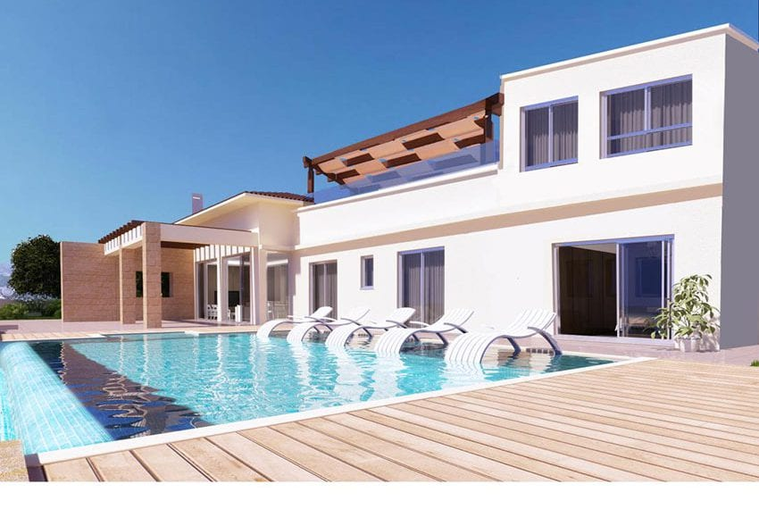 Luxury beach villas for sale in Cyprus 09
