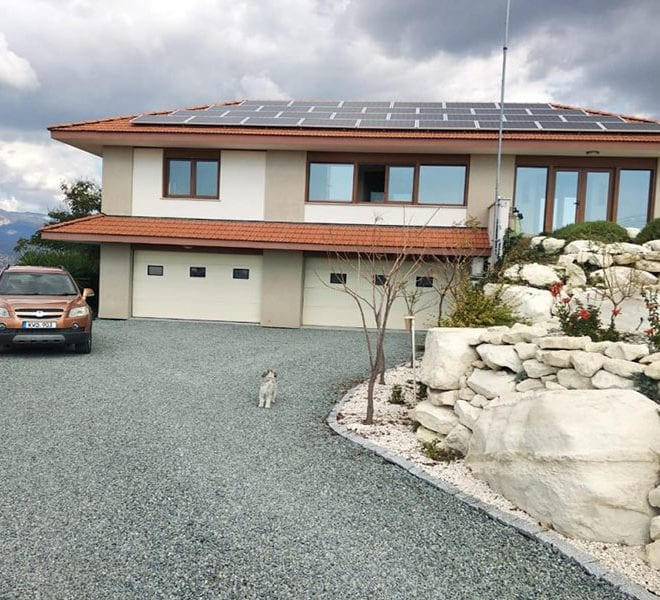 Mountain retreat 4 bed house for sale Korfi village