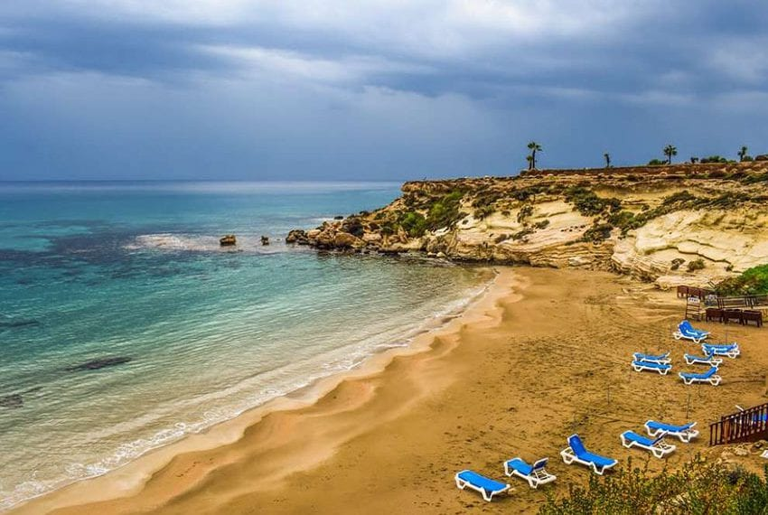Land for sale Kapparis Cyprus