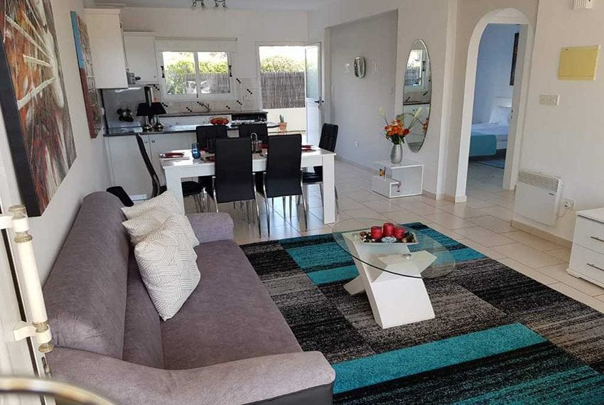 Kings Sunset Pafos ground floor apartment for sale 01
