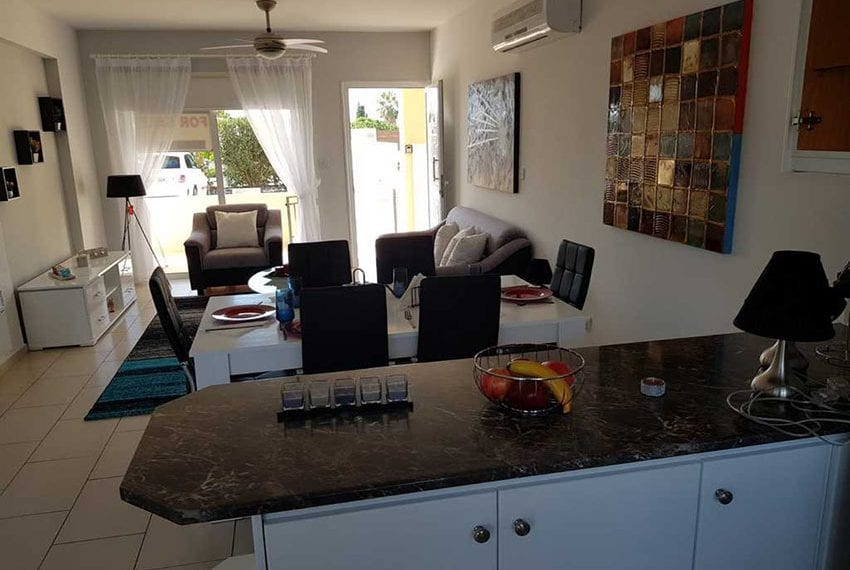 Kings Sunset Pafos ground floor apartment for sale 05