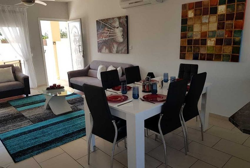 Kings Sunset Pafos ground floor apartment for sale 06