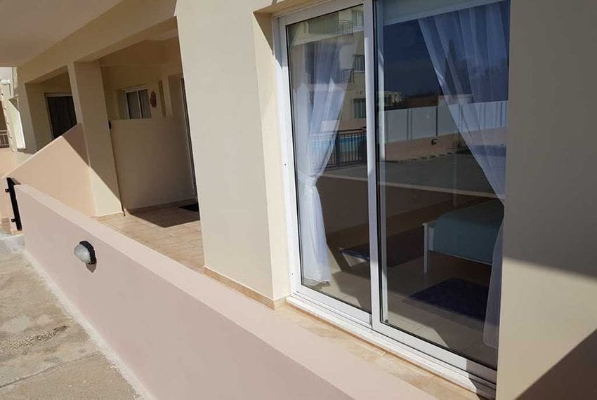 Kings Sunset Pafos ground floor apartment for sale 14