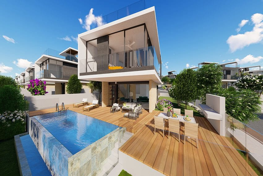 Paphos coast luxury villas for sale 06