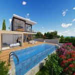 Luxury coastal villas for sale Paphos Cyprus
