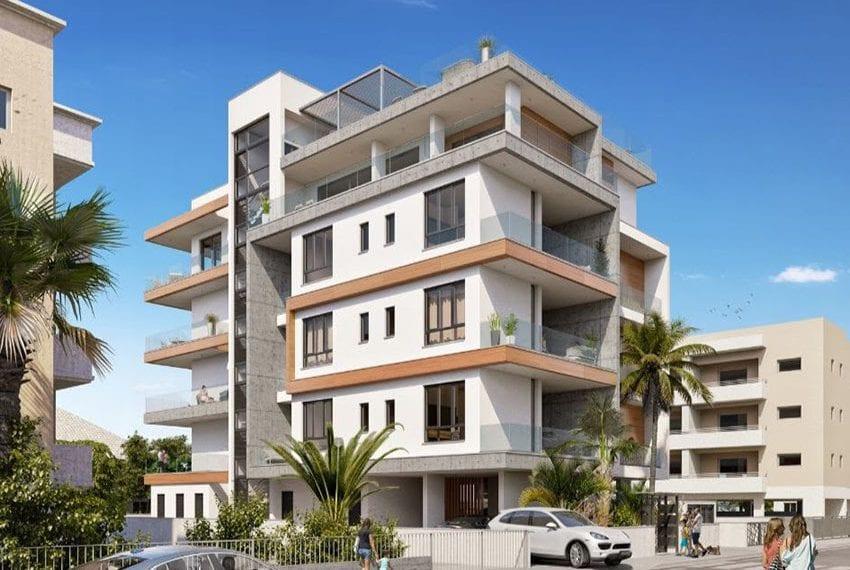 Apartment for sale near Dassoudi beach Limassol