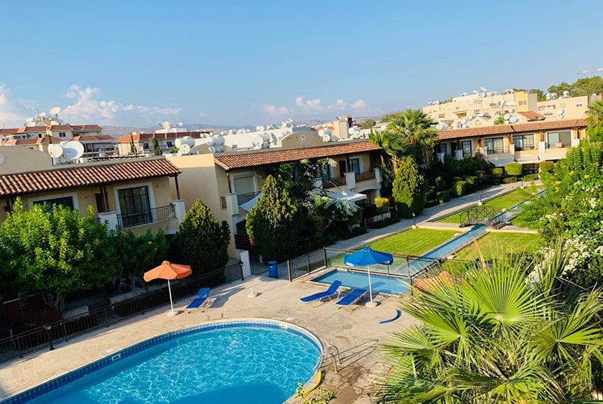 3 bed townhouse for sale near Dassoudi beach Limassol