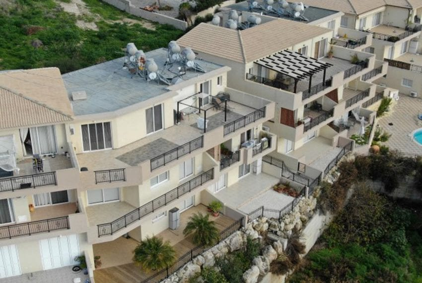Leda heights top floor 1 bed apartment for sale Paphos03