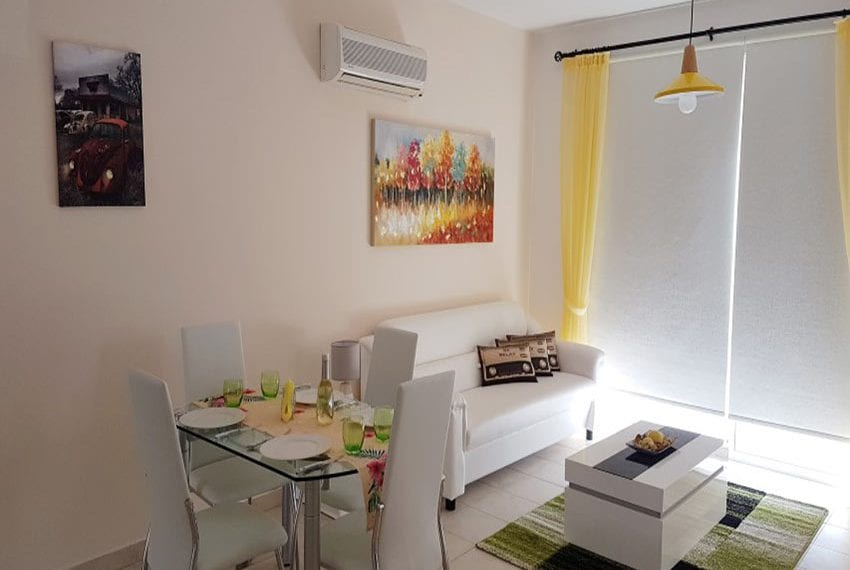 Leda heights top floor 1 bed apartment for sale Paphos08