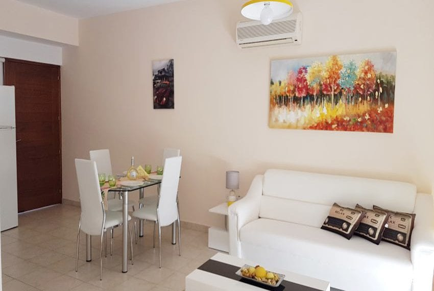 Leda heights top floor 1 bed apartment for sale Paphos09