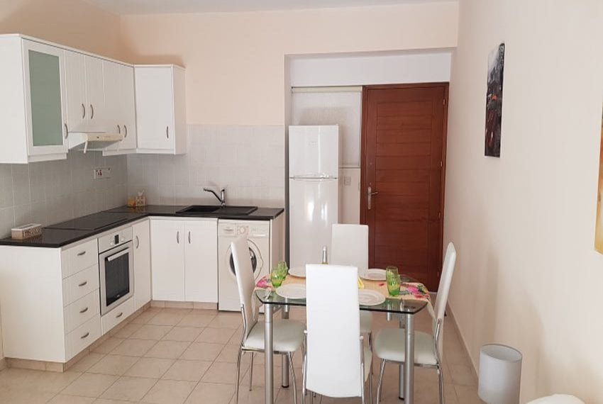 Leda heights top floor 1 bed apartment for sale Paphos10
