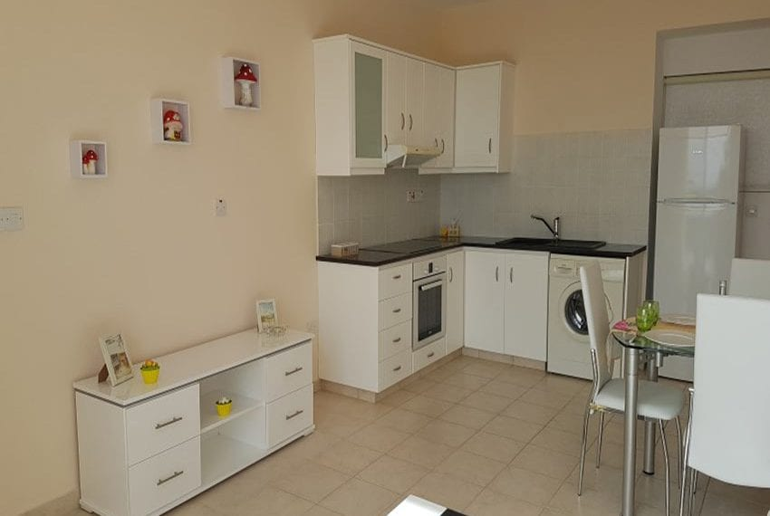 Leda heights top floor 1 bed apartment for sale Paphos14