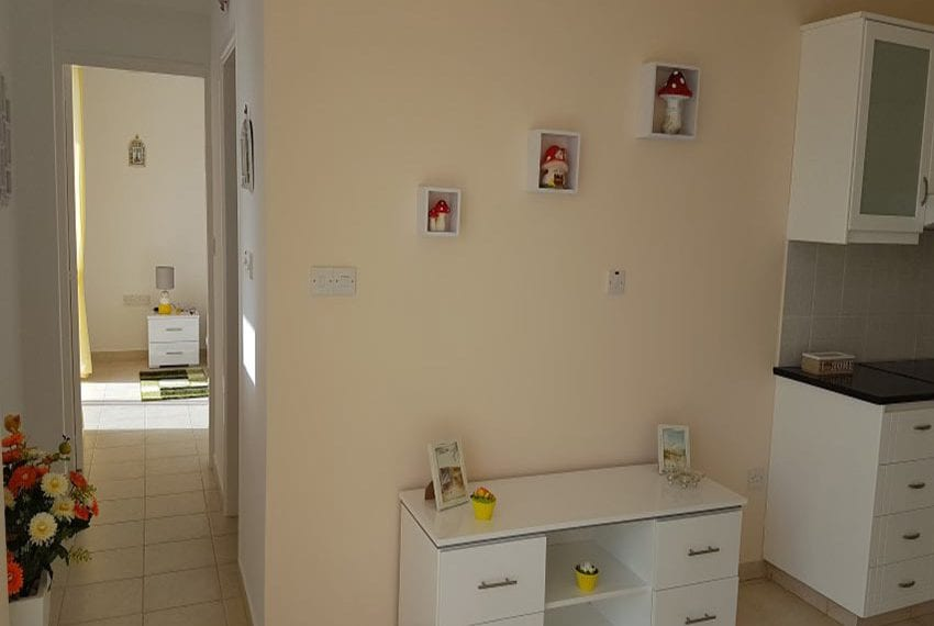 Leda heights top floor 1 bed apartment for sale Paphos15