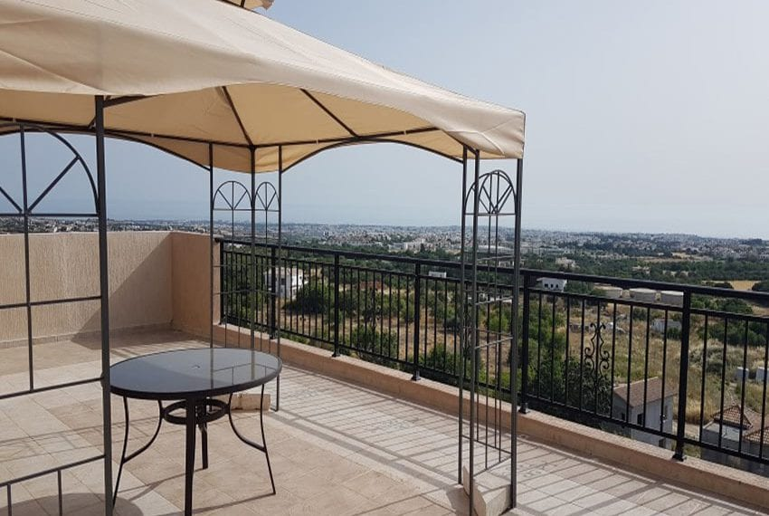 Leda heights top floor 1 bed apartment for sale Paphos18
