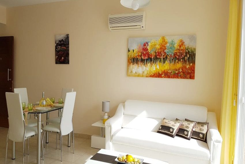 Leda heights top floor 1 bed apartment for sale Paphos21