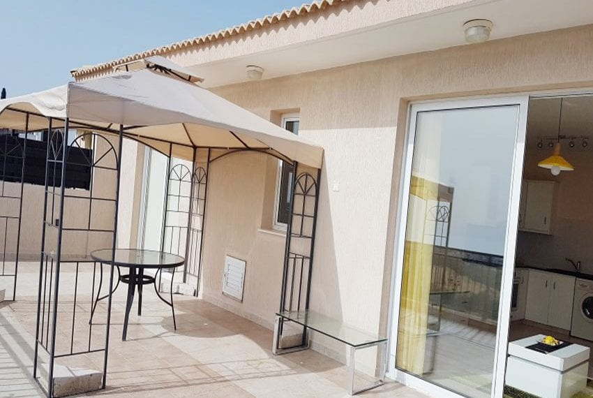 Leda heights top floor 1 bed apartment for sale Paphos22