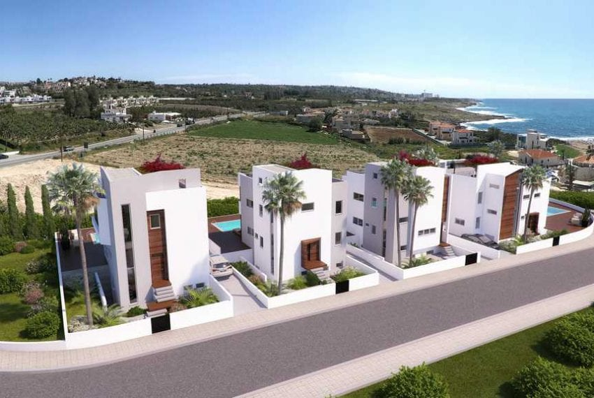 Vardas beach Paphos luxury villas for sale01