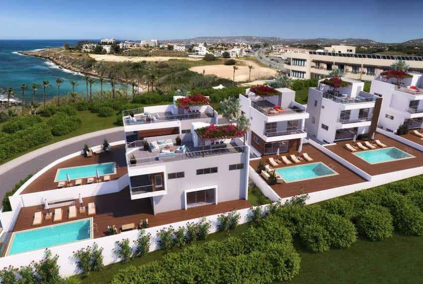 Vardas beach Paphos luxury villas for sale02