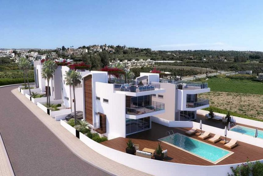 Vardas beach Paphos luxury villas for sale04