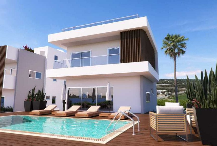 Vardas beach Paphos luxury villas for sale06