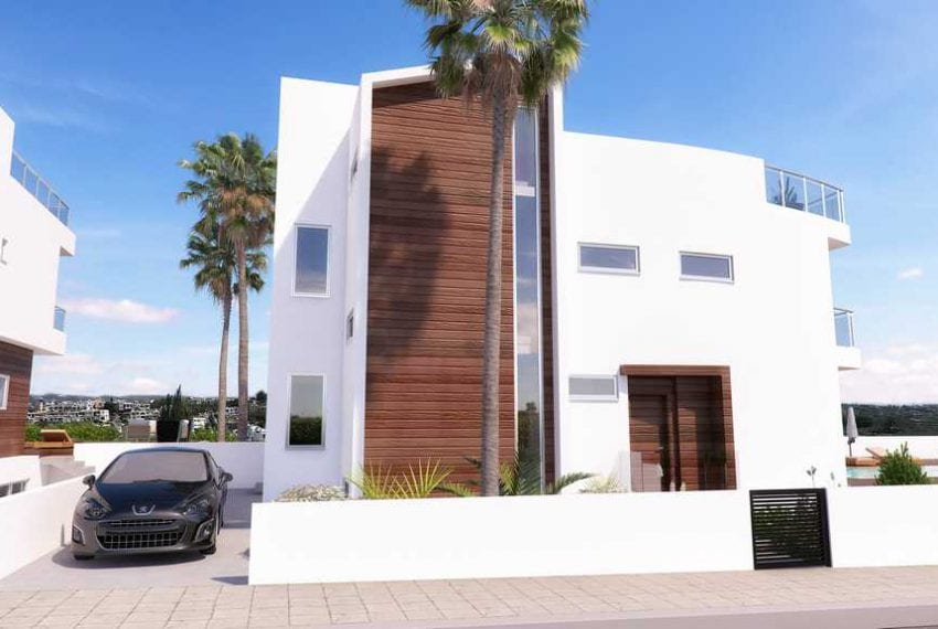 Vardas beach Paphos luxury villas for sale10