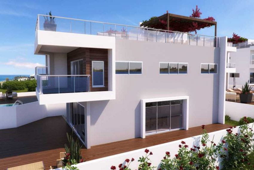 Vardas beach Paphos luxury villas for sale11