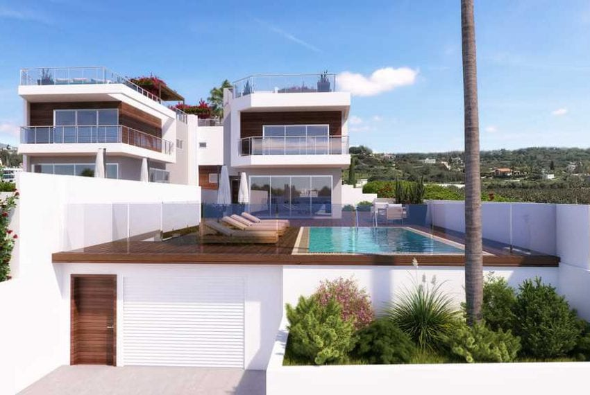 Vardas beach Paphos luxury villas for sale12