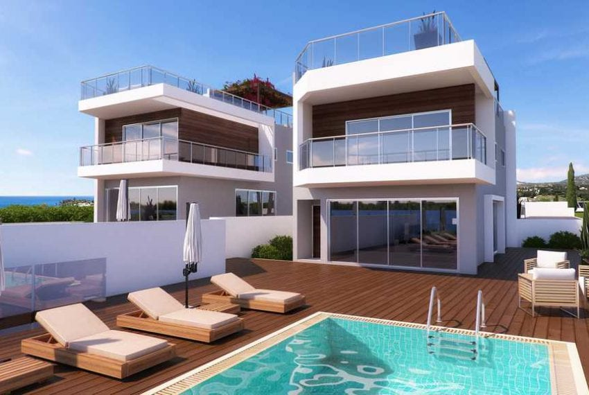 Vardas beach Paphos luxury villas for sale13