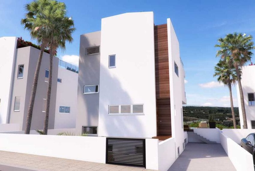 Vardas beach Paphos luxury villas for sale17