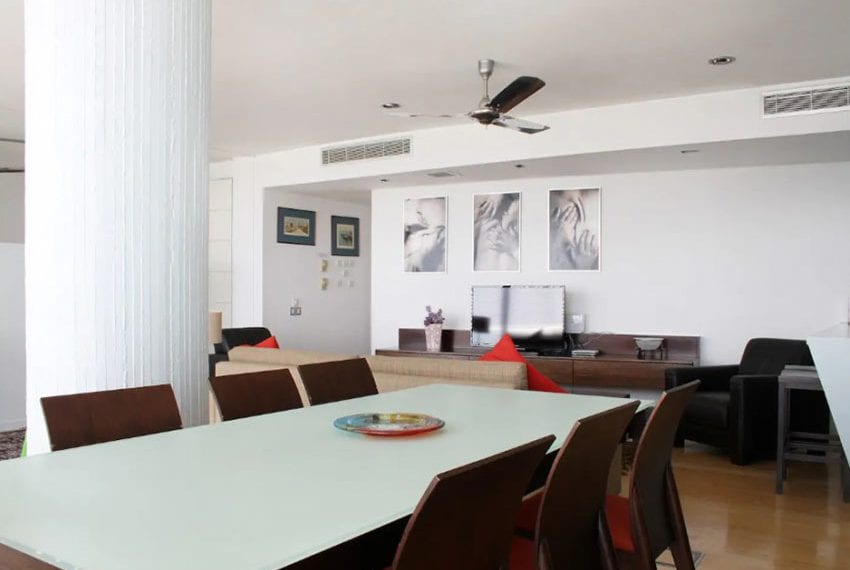 Renovated 3 bed apartment for sale in Pafos11