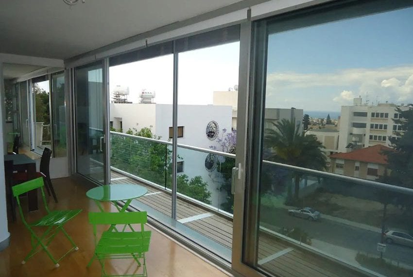 Renovated 3 bed apartment for sale in Pafos20