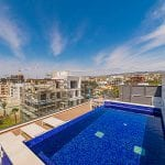 Penthouse with private pool for sale in Limassol