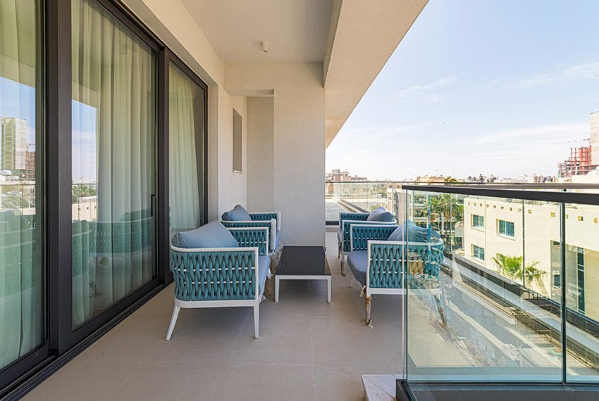 Penthouse with private pool for sale in Limassol26
