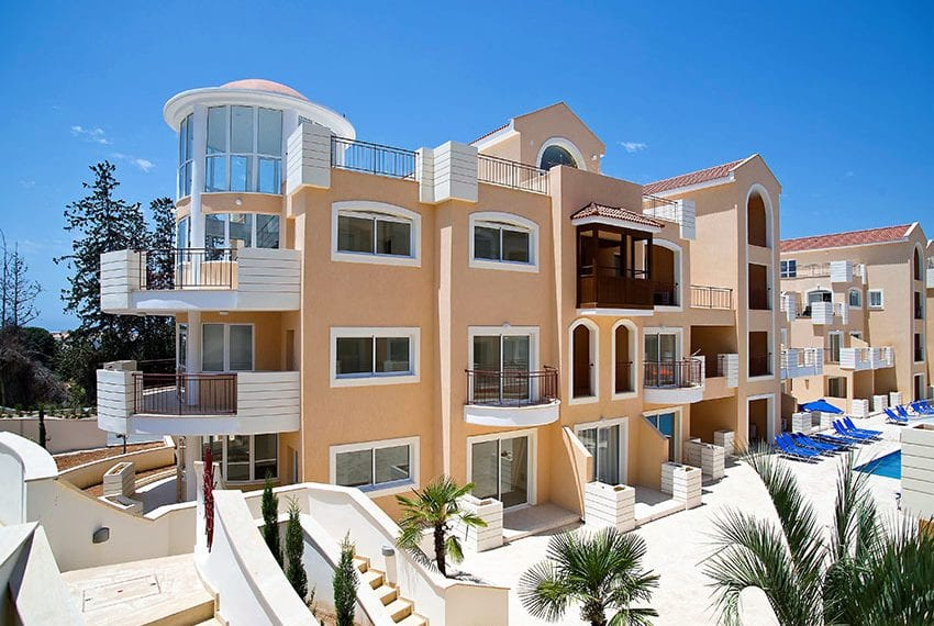 3 bed townhouse for sale in Universal Paphos01