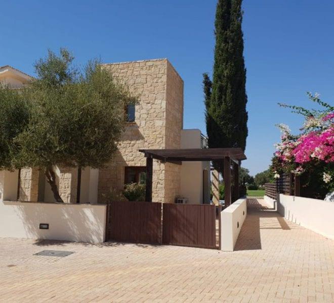 Villas for sale Aphrodite Hills Resort Cyprus