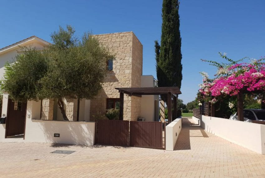 Villas for sale Aphrodite Hills Resort Cyprus