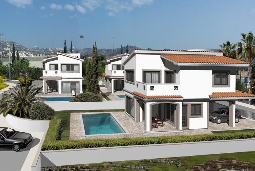 Brand NEW modern villas for sale in Peyia02