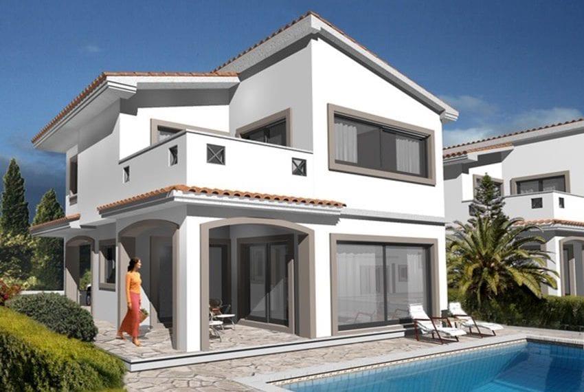 Brand NEW modern villas for sale in Peyia03