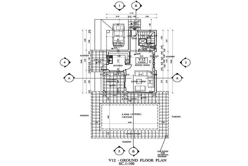 Brand NEW modern villas for sale in Peyia07