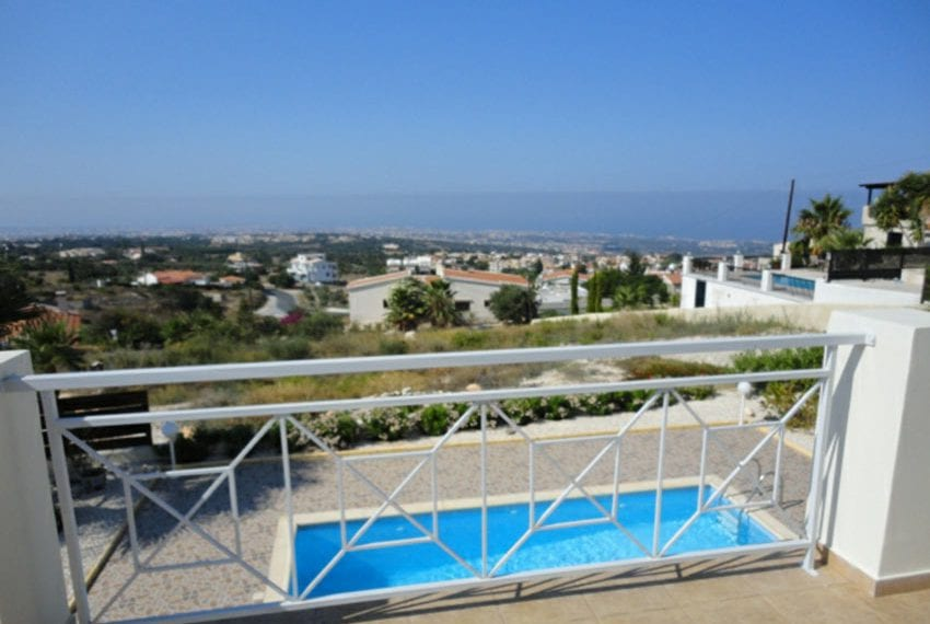 Villa for sale in Pafos with panoramic sea views06