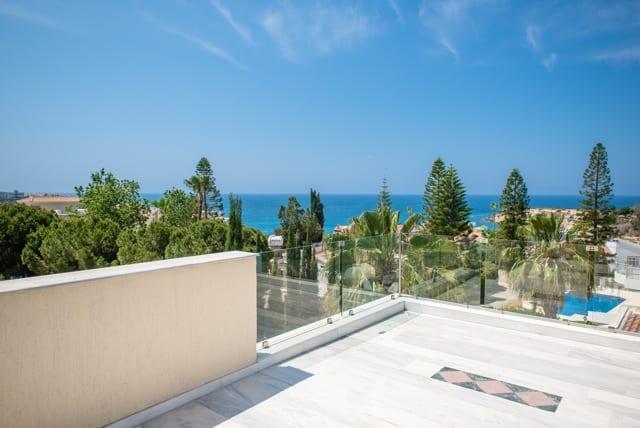 Luxury villa for sale in Coral Bay Paphos