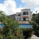For sale villa with panoramic sea views Peyia