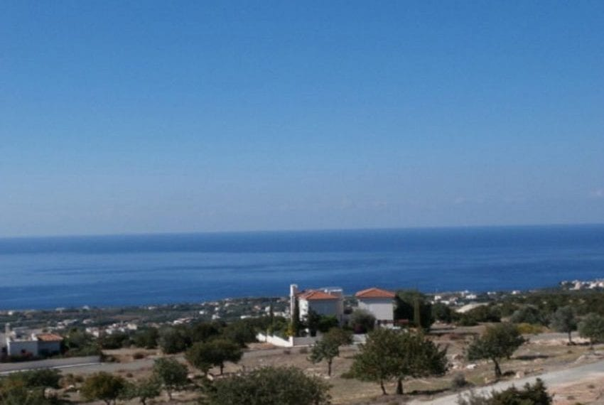 For sale villa with panoramic sea views Peyia03