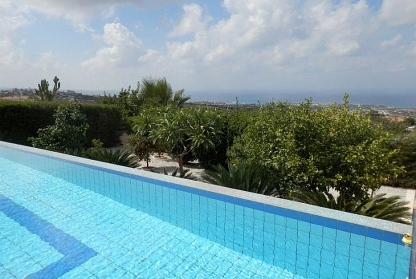 For sale villa with panoramic sea views Peyia05