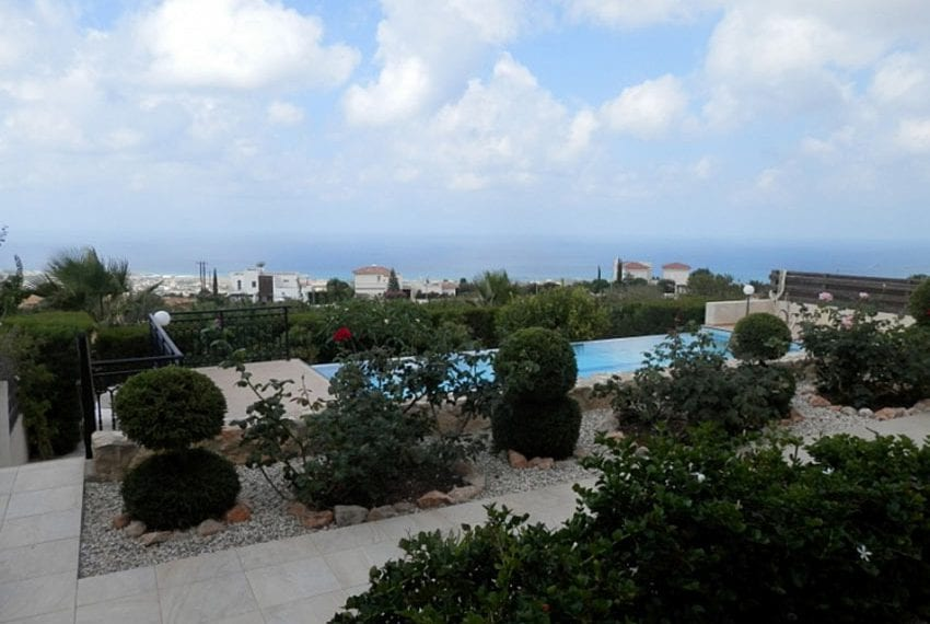 For sale villa with panoramic sea views Peyia06