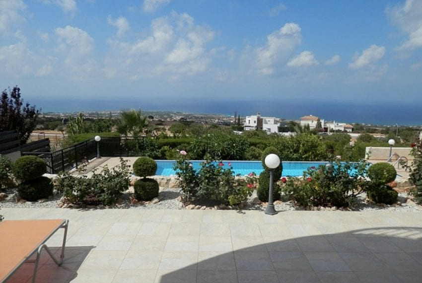 For sale villa with panoramic sea views Peyia15