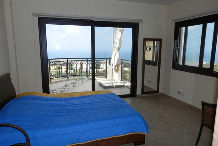 For sale villa with panoramic sea views Peyia18