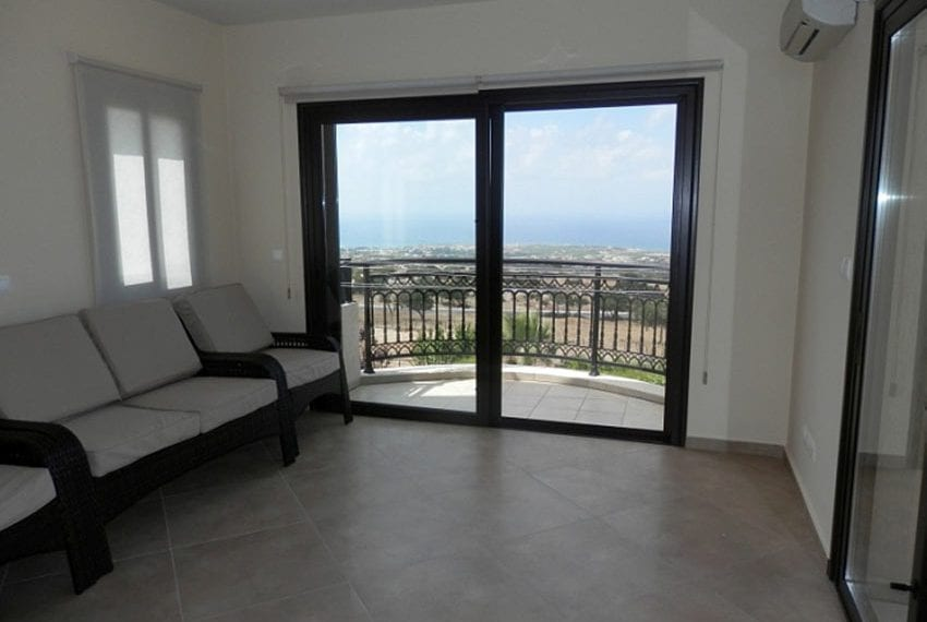 For sale villa with panoramic sea views Peyia19
